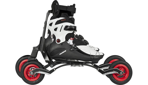 Nordic Cross Skates Powerslide Vi Shockliner Powerslide Vi Shockliner